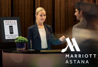 Marriot web